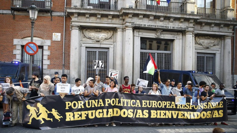 Manifiesto de la manifestación del sábado 12 de septiembre