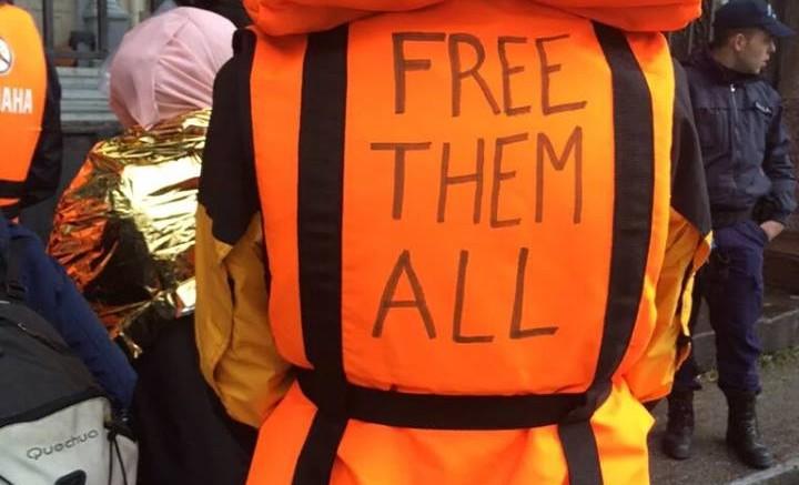 Nuestra solidaridad con los bomberos sevillanos detenidos