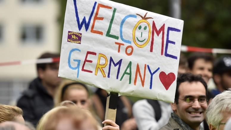 Für eine verantwortliche Europapolitik. Refugees Welcome!