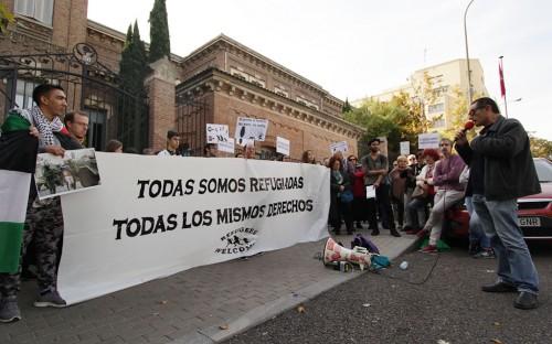 TODXS SOMOS REFUGIADXS. DERECHOS PARA TODXS