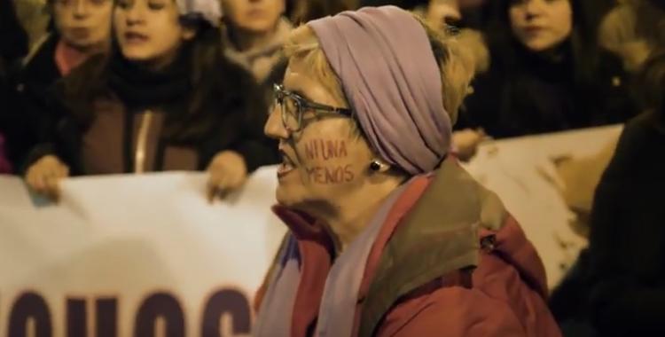 Huelga feminista 8m [vídeo]