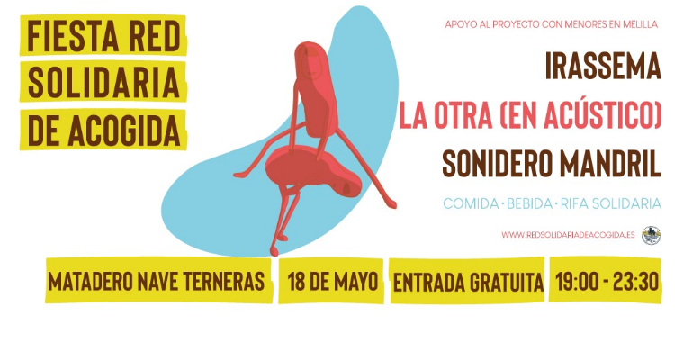 Fiesta RSA - 18 de mayo