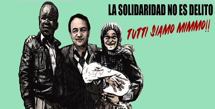 16M - Documental sobre Riace23M - Acción embajada italiana