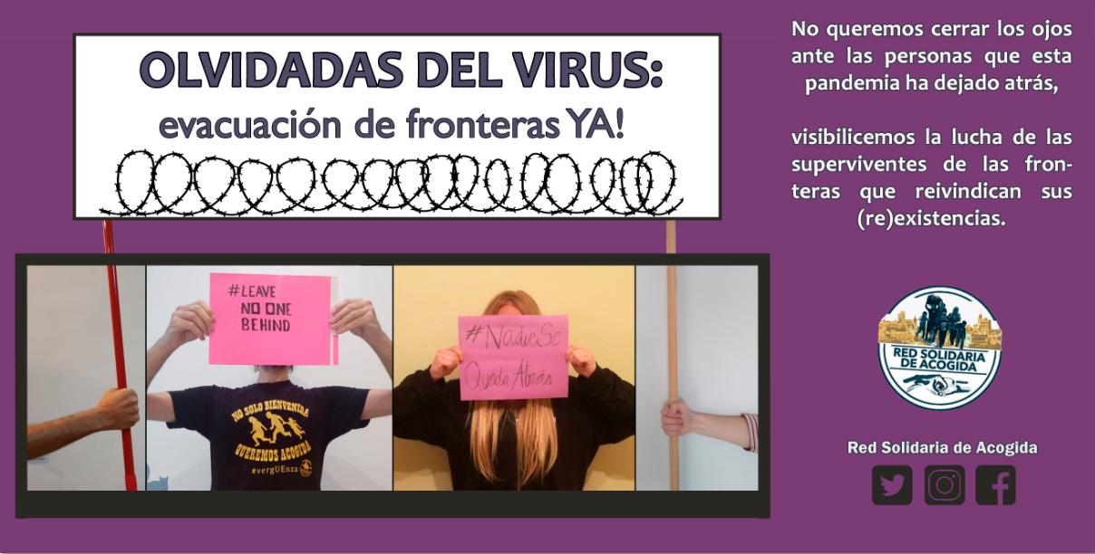 Olvidadas por el virus